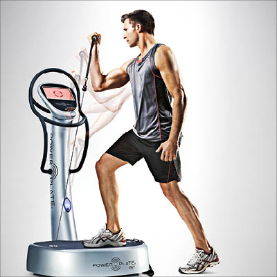 Power Plate My7 Fitness Unlimited